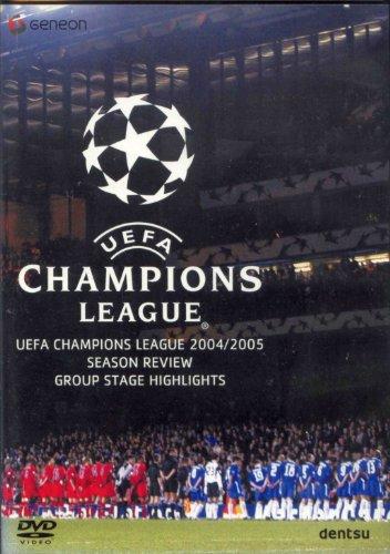 DVD>UEFAチャンピオンズリーグ 2004/2005 グループ (<DVD>)
