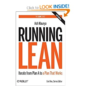 Running Lean: Iterate from Plan A to a Plan That Works (Lean (O'Reilly)) [Hardcover]