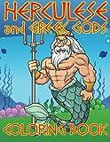 Hercules and Greek Gods Coloring Books