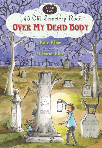 Cover of Over My Dead Body (43 Old Cemetery Road)