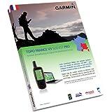 Garmin Topo France v3 Sud-Est Pro Cartes de randonnée numériques...