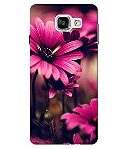 Printed Back Cover for Samsung Galaxy A5-2016 By Make My Print
