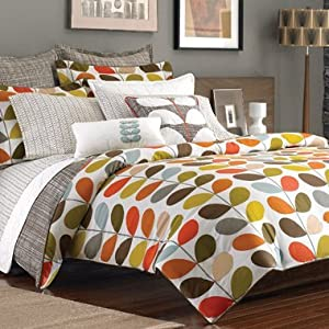 Orla Kiely Twin Sheet Set