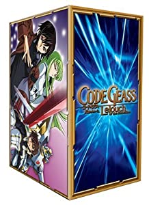 Code Geass: Lelouch of the Rebellion - Part 1 Limited Edition (DVD 1-2)
