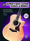 Alfred's Basic Guitar Scales and Modes (Alfred's Basic Guitar Method)
