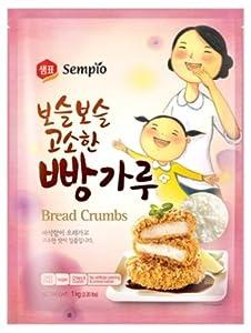 Sempio Panko Bread Crumbs, 2.2 Pound (Pack of 8)