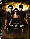 The Twilight Saga: New Moon (Ultimate Fan Edition Dvd With Lenticular Packaging & Bonus Footage)