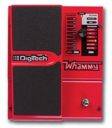 Digitech Whammy Pitch-Shifting Guitar Pedal