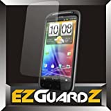 51RkARQb 5L. SL160  5 Pack EZGuardZ© T Mobile HTC SENSATION 4G Screen Protectors (Ultra CLEAR)(EZGuardZ© Packaging)