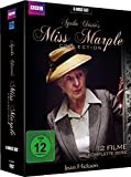 Miss Marple - Die komplette Serie (12 Filme Gesamtedition im 6 Disc Digi-Pack) [6 DVDs]