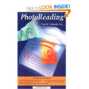 Photoreading, 3rd Edition Paul R. Scheele