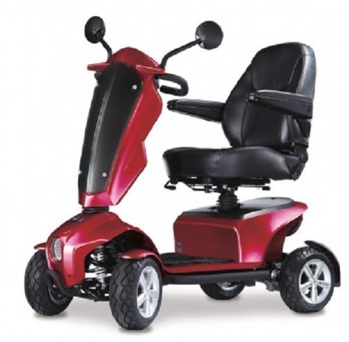 TGA-Mobility-Vita-Lite-Class-3-Mobility-Scooter-Red