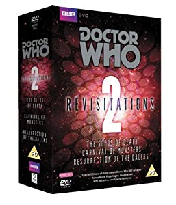 Doctor Who Revisitations 2 (The Seeds of Death / Carnival of Monsters / Resurrection of the Daleks) [DVD]