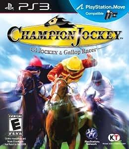 Champion Jockey: G1 Jockey and Gallop Racer - Playstation 3