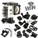 WiFi SJ4000 Action Camera 12MP 1080P...