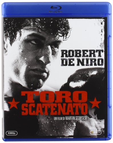 Toro scatenato [Blu-ray] [IT Import]