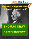 Thomas Gray - A Short Biography