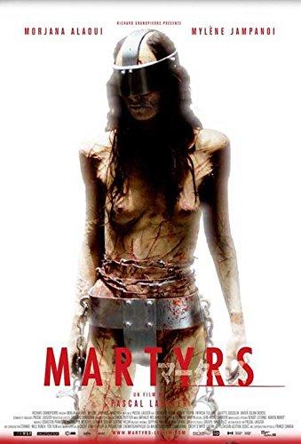 Martyrs POSTER Movie (2008) Japanese Style B 11 x 17 Inches - 28cm x 44cm (Morjana Alaoui)(Mylène Jampanoï)(Catherine Bégin)(Robert Toupin)(Patricia (Movies That Begin With B)