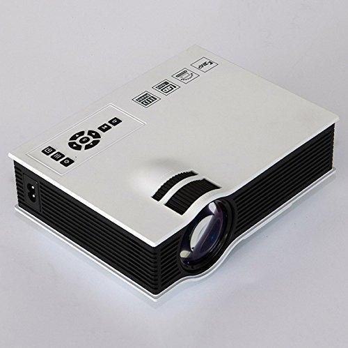 UNIC UC40 Mini Pico portable Projector HDMI Home Theater beamer Full HD 1080P video