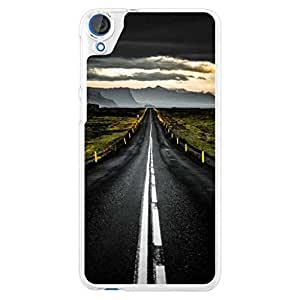 a AND b Designer Printed Mobile Back Cover / Back Case For HTC Desire 826 (HTC_826_656)