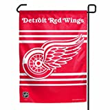 NHL Detroit Red Wings Garden Flag