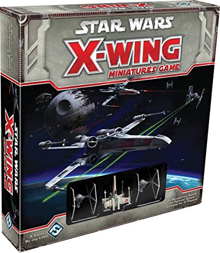 Star Wars X-Wing Miniatures Game Core Set (X Wing Tabletop compare prices)