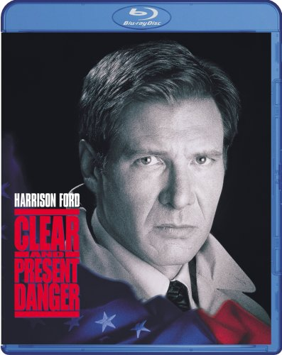 Cover art for  Clear and Present Danger [Blu-ray]