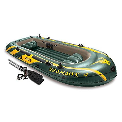 купить лодку intex seahawk 400
