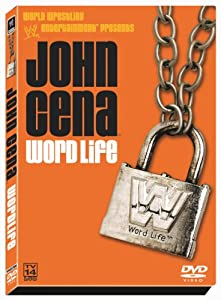 WWE: John Cena - Wordlife [Import]