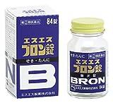 【指定第2類医薬品】エスエスブロン錠 84錠 ランキングお取り寄せ