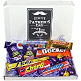 Cadbury Father's Day Chocolate Bar and Treats Box By Moreton Gifts
