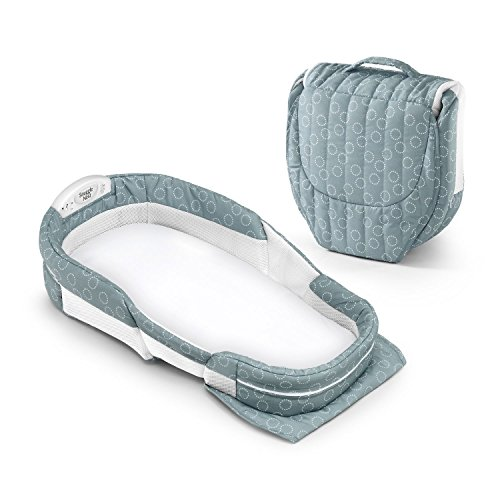 Cheapest Prices! Baby Delight Snuggle Nest Surround, Extra Long, Green