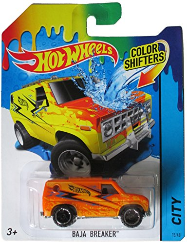 Hot Wheels 2014 City Color Shifters - Baja Breaker 15/48 - 1