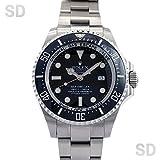 [ロレックス]ROLEX腕時計 シードゥエラーディープシー ブラック Ref:116660 メンズ [中古] [並行輸入品]