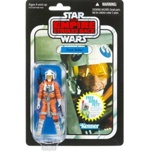 Star Wars 3.75 Vintage Figure Dak