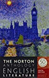 Stephen Greenblatt The Norton Anthology of English Literature: v. 2 (D, E & F)