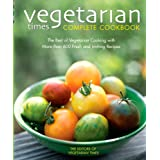 Vegetarian Times Complete Cookbookby Vegetarian Times Magazine