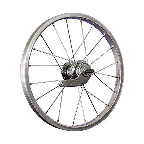 Taylor Wheels 16 Zoll Hinterrad Büchel Aluminiumfelge Velosteel Rücktrittnabe