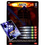 Doctor Who - Single Card : Exterminator 068 Dalek Dr Who Battles in Time Rare Card