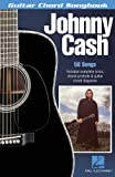 Johnny Cash (Guitar Chord Songbook)