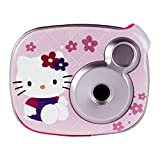 Hello Kitty Snap n' Share Digital Camera with 1.5-Inch LCD Screen, Pink (98609)