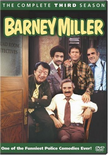 Cover art for  Barney Miller: Complete Third Season
