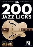 200 Jazz Licks: Guitar Licks Goldmine
