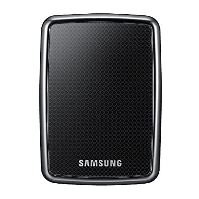 Samsung S2 - 1TB USB 3.0-Powered 2.5 Portable Hard Drive -Midnight Black from Samsung
