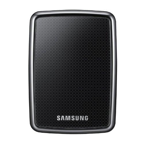Samsung S2 - 1TB USB 3.0-Powered 2.5 Portable Hard Drive -Midnight Black
