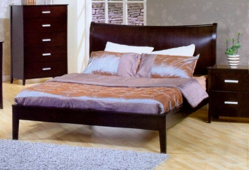 Bedroom sets furniture zurich collection queen bed with for Bedroom furniture zurich