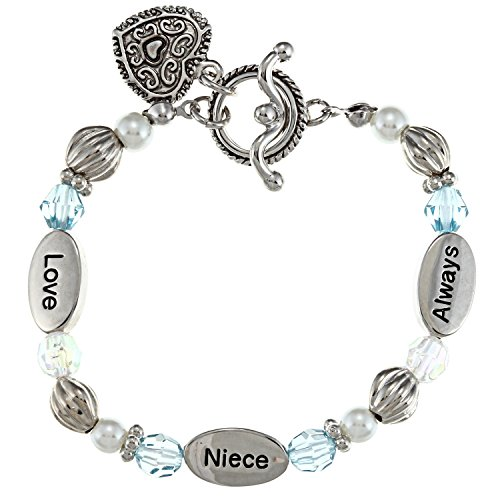 silvertone-6-love-niece-always-heart-toggle-with-blue-beads-stretch-childrens-bracelet