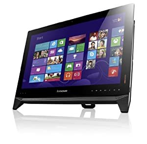 Lenovo IdeaCentre B550 23-Inch All-in-One Touchscreen Desktop (57321271)