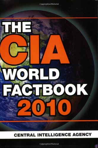 The 2010 CIA World Factbook