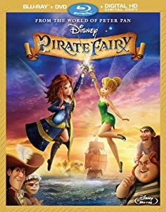 The Pirate Fairy (Blu-ray / DVD + Digital Copy)